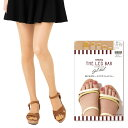 ショッピングジェルネイル THE LEG BAR ジェルネイルストッキング ワンカラーネイル風 (M-L)(ベージュ)(日本製) パンストタイプ 5本指 レディース アツギ