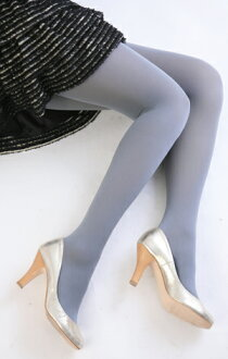 80 denier color tights (by light gray )♪ 1,050 yen purchase, choice ♪ Lady's stocking tights ladies ♪ -Z fs3gm)