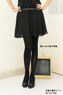 Polar black tights (black black and 80 denier) ♪ 1050 yen buying and selection in ♪ Cara tits plump ladies stocking tights ladies!-z fs3gm