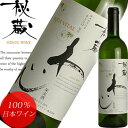 秘蔵わいん 白 アクアヴィタエ 日本ワイン AQUAVITAE  国産ワイン