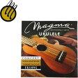 【メール便での配送】MAGMA UK110NG Color Nylon Gold/コンサートウクレレ用弦(スペシャルカラーナイロンシリーズ)【RCP】