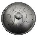 HAPI Drum Omni HAPI-OMNI-F1 F Major/Fメジャー Metalic Silver/メタリックシルバー ハピ・ドラム・オムニ スリットドラム【RCP】