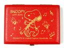 SNOOPY BAND COLLECTION SOB05R/SOB-05R レッド オーボエ用リードケース 5枚収納可能 スヌーピー・バンド・コレクション【RCP】【..