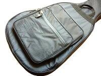 【as】ARIA/アリアAGC-CF/BLKブラッククラシックギター用ギグバッグ(フォークタイプ)ファスナーにも防水性を持たせてます!【レビューを書いてプレゼント!】【RCP】【P5】