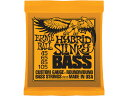 【メール便等での配送】ERNIE BALL/アーニーボール #2833×1セット HYBRID SLINKY 045-105  Slinky Bassシリーズ【...