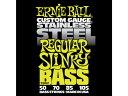 【メール便発送商品】ERNIE BALL/アーニーボール #2842×3セット REGULAR SLINKY 050-105 Stainless Slinky Bass シリーズ【RCP】【P2】