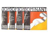 【メール便等での配送】バイオリン弦 ドミナント EADG線セット(E線 ボールエンド)Dominant 1/16 THOMASTIK トマスティック社【RCP】