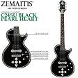 ZEMAITIS(ゼマイティス) C24SU BLACK PEARL HEART/SUPERIOR / CASIMERE / スペリア/エレキギター【RCP】