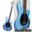 【あす楽対応】MUSICMAN/ミュージックマン SR-4 SBL Sky Blue/スカイブルー スティングレイ・4弦ベースギター【RCP】