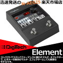DigiTech ELEMENTббGuitar Multi-Effects Processorббе╟е╕е╞е├епб┌RCPб█б┌P5б█