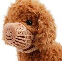 DCMR ペット用品 【1点 Size;3号】噛みつき 防止 マズル 口輪 安全 マスク トレーニング 保護 プロテクタ