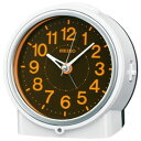 セイコー【SEIKO】目覚まし時計 自動点灯タイプ★【KR886W】