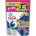 アリエール パワージェルボール3D 詰め替え 超ジャンボ 44個入 P&Gジャパン