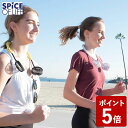 【P5倍】SPICE WFAN ハンズフリー ポータブル 扇風機 ブラック DOUBLEFAN ダブルファン スパイス DF30SS01-BK