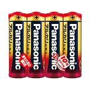 【全品P5倍~10倍】Panasonic(パナソニック) 単3形アルカリ乾電池 4本パック LR6XJ/4SE