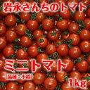 岩永さんちのとまと  ミニトマト(品種:小鈴・アイコ) 1kg【産地直送】