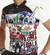 【VALETTE/バレット】Phantasia(ファンタジア) 半袖【サイクルジャージ/サイクルウェア/自転車/レプリカ/サイクル/ロードバイク/ウェア/ユニフォーム/ランニングウェア/フィットネスウェア】