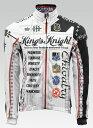 【VALETTE/バレット】King's Knight(キングスナイト)立体ウインタージャケット【サイクルジャージ/サイクルウェア/自転車/レプリカ/サイクル/ロードバイク/ウェア/ユニフォーム/ランニングウェア/フィットネスウェア】