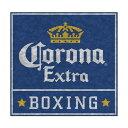 ウッド&ティンサイン CORONA EXTRA BOXING CA213690