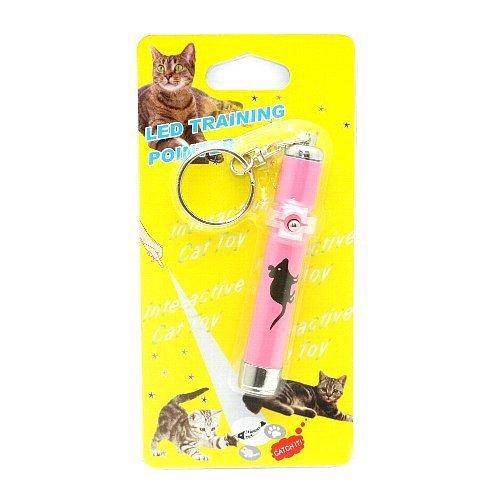 LEDポインター マウス 猫用おもちゃ ※ネコポス490円のご希望は備考欄に「ネコポス」とご記入ください tpu01218