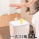 モランディスマートセンサービン 12L おしゃれなゴミ箱 EKO JAPAN正規販売店ゴミ箱