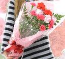 可愛いカーネーションの花束(ミックス)フラワーギフト 花束S6(内祝い 結婚内祝い 出産内祝い 新築祝い 引き出物 ギフト プレゼント 贈り物 お返し 楽天スーパーセール)