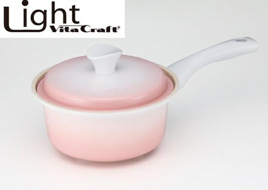 ライト 片手鍋 15cm