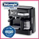 ■送料無料■デロンギ BCO410J-B コンビコーヒーメーカー ブラック 本格的な贅沢3メニューを、たった1台で同時に愉しめます...