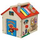 アンパンマン木製遊びいっぱいパン工場 大人気!『それいけ!アンパンマン』の木製玩具! あんぱんまん 知育玩具  アガツマ