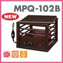 一人用コタツ(滑り落ち防止天板つき) MPQ-102B MPQ102B毛布やブランケットを掛ければ1人用のこたつに ミニコタツ ミニこたつ ミニ..