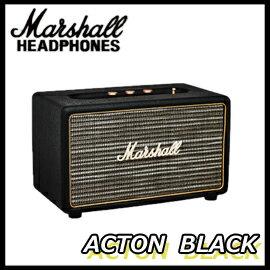 ■送料無料■Marshall Bluetoothスピーカー ACTON BLACK アクトン ブラック Bluetooth対応 ブルートゥース iPhone スマートフォン スマホ スピーカー おしゃれイズム