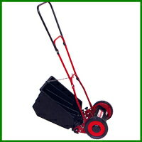 ■送料無料■ 手動式芝刈機 ラブティーモアー GSL-2000 芝生のキワ近くまで刈り取れる!後ろキャッチャーを採用しました。 ■送料無料■