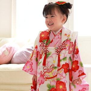 七五三 着物 3歳 セット 女の子 選べる11柄 被布セット着物セット 3歳向け 3歳用 祝着 お祝い着 kimono 正月 着物 子供 ひな祭り 着物 ひな祭り 衣装三歳用 子供 新品 753着物