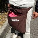 楽天ナジャ工房柑橘保護ストッキング袋 ネルネット用バッグエプロン 4042 K-51 縦42.5×横40cm 片側腰紐長100cm − 一色本店