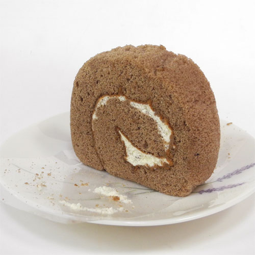 五色ロール チョコレート 食べ切りカットタイプ − お菓子工房おち