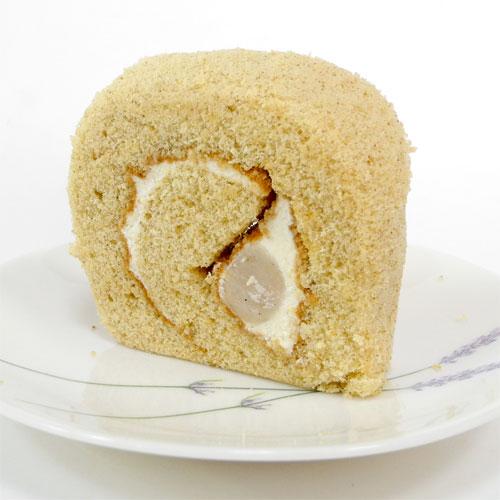 はだかんぼうロール 食べ切りカットタイプ − お菓子工房おち