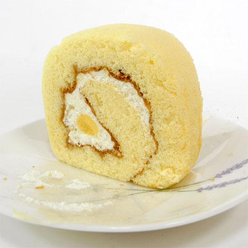 五色ロール プレーン 食べ切りカットタイプ − お菓子工房おち