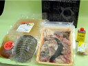 すっぽん鍋料理セット 5〜6人前(精肉550g・濃縮たれ150ml・活き血・甲羅・エンペラー