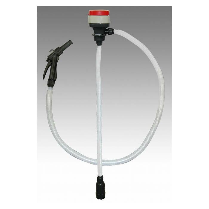 【暖房用品】 工進 電池式ドラムポンプ FQ-25
