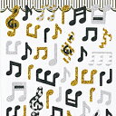 メルティーシュガーシール音符