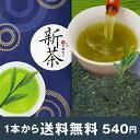 新茶予約【メール便送料無料】お手頃価格 鹿児島新茶100g  お茶 鹿児島産荒造り新茶