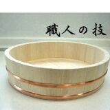 日本製 木製 寿司桶(18号 4升)【RCP】
