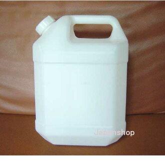 Polyethylene tank 4L 20 case