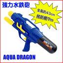 強力水鉄砲 エアアクアドラゴン マシンガン 大きい 圧縮式