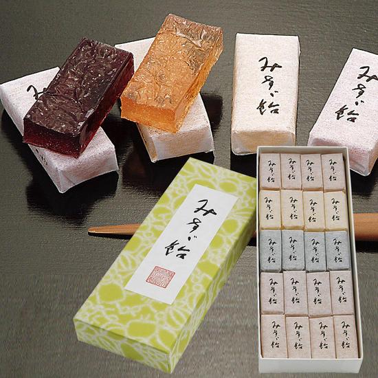 飯島商店みすゞ飴 K10(和紙包装)