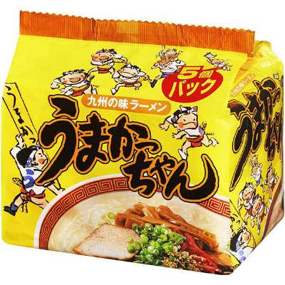 九州の味 うまかっちゃん オリジナル 1パック 5食 (重量500g)