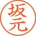 シヤチハタ ネーム9既製 XL-9 1175 坂元 (ネーム印/印鑑・ハンコ ネーム印・浸透印/浸透名字印)