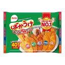 栗山米菓 ばかうけアソート 40枚入り 435697 (1パック(40枚入))