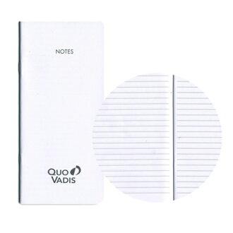 QUOVADIS 日記 bioplan 下邊框筆芯 (現狀與展望 / 填充 / 重新檔 / 筆記本 / 日記 / 筆記本)