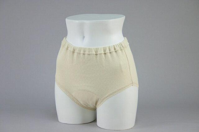 【安心の日本製】女性用失禁パンツ、尿漏れパンツ(尿漏れ重度対応)同色3枚組【送料無料】...:nagaseya:10000000
